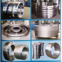 Buy cheap F316Ti Hot Rolled Forged Steel Rings Rough Machining Or Finish Maching from wholesalers