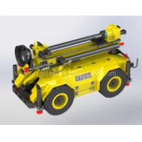 Buy cheap Hydraulic Core Drilling Rig/ Mobile Drilling Equipment For Ore , Coal , Sampling product