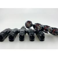 Buy cheap Solar Power Plant 5 To 1 PV Connector 5M1F / 5F1M 5-1 MC4 , T Branch Connector from wholesalers