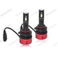 Buy cheap High Heat Conduction Brightest 9005 LED Headlight Kit , 35w 9005 LED High Beam Bulb product