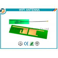 Buy cheap IPEX Or UFL Connector Internal PCB 2.4 Ghz Wifi Antenna High Efficiency product