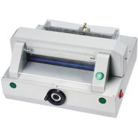 Quality Compact Automatic Table Top Paper Cutting Machine 320mm Table Depth for sale