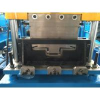Buy cheap Durable Ceiling Roll Forming Machine 5.5kw With Film System 15 Stations from wholesalers