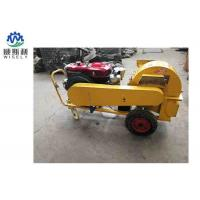 Buy cheap Diesel Engine / Electric Motor Wood Chipper Machine Electric Shredder For Wood 15 Hp product