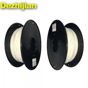 Buy cheap 1.75 / 3 3D Printing TPE Plastic Flexible 3d Filament 1kg 2.2lb Rolls For DIY 3D Printer product