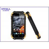 Quality GPS NFC PTT Rugged Waterproof Smartphone X8 Walkie Talkie Quad Core Smart Phone for sale