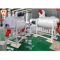 Buy cheap Mini Chicken Feed Production Equipment , Poultry Feed Manufacturing Machine Wooden Packing product