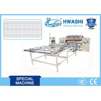 Buy cheap 6-15 Guns Multi Head Wire Welding Machinery For Wire Mesh Of Shopping Trolley / Carts product