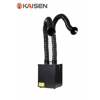 Buy cheap Laser Marking 200W 260m³/H Welding Fume Collector product