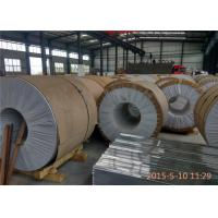 Buy cheap Mill Finish Pure 1100 Aluminum Sheet / Coil Unpolished H14 Temper ISO 9001 Approval product