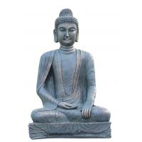 Buy cheap Artificial Magnesia Indoor Water Fountain Buddha Wall Water Fountain Professional product