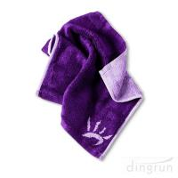Quality OEM Welcome Pure Cotton Soft Face Wash Towel Eco-friendly AZO Free for sale