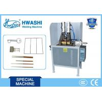 Buy cheap Iron Wire Butt Welding Machine Round Iron Ring New Condition CE/CCC/ISO Standard product