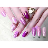 Buy cheap Popular Design Sweet Color Shiny Pink Cat Eye Gel Nail Polish Made in China DZ Nail Gel product