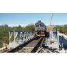 Buy cheap 45 Meters Long Span Bridges , Galvanized Prefabricated Steel Truss Pedestrian Bridge product