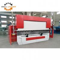 China Universal Semi Automatic Sheet Metal Bending Machine With High Efficiency on sale