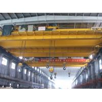 Buy cheap QDX Electric Overhead Crane with Multiple Trolley , 200 / 32t, 250t, 400t Rated Capacity product