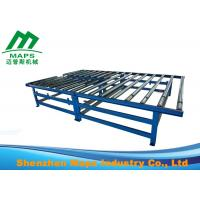 Quality Mattress Production Line Automated Conveyor Systems Vertical Flap Table TM02 for sale