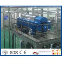 Buy cheap 5 - 50 T/H Juice Making Machine Apple Processing Line For Apple / Pear Juice product