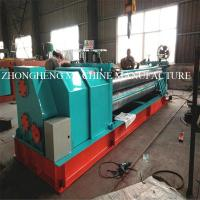 Buy cheap 11 Kw Barrel Corrugated Roof Tile Machine , Corrugated Roll Forming Machine from wholesalers