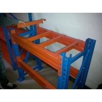 Buy cheap Square Tube Made Pallet Support Bar For Heavy Duty Pallet Racking to Increase from wholesalers