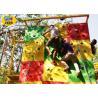 Buy cheap Commercial Childrens Rock Climbing Wall , Fiberglass Kids Indoor Climbing Wall product