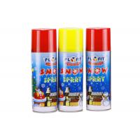 Buy cheap Festival Water Based Party Snow Spray High Extrusion Rate Non - Flammable product