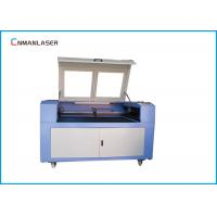 Buy cheap 1610 Red Light Pointer 100w Laser Engraver Cutter Machine For Garments Nameplates product