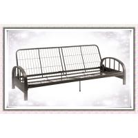 Buy cheap Metal Futon Bad Frame Sofa Bed Full Black from wholesalers
