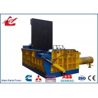 Buy cheap Stainless Steel Waste / Steel Pipes Scrap Metal Baler Metal Compactor Machine product