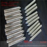 Buy cheap Carbide processing by electroplating diamond grinding head Alisa@moresuperhard from wholesalers