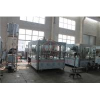 Buy cheap Pulp Orange Hot Juice Filling Machine Capping Sleeve Labeling CE/ BV / ISO product