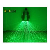 Buy cheap Green Outdoor Powerful Laser Light Projector 532nm Dj Laser Lights Nylon Material product