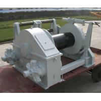 Buy cheap Mooring winch,marine towing winch,electric winch,hydraulic winch product