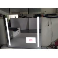 Quality Hotel Use Mirror LED TV Wide View Angle 400cd / M2 Brightness Easy Installation for sale