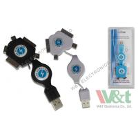 Buy cheap Hi-Speed USB 2.0 A To A USB Data Transfer Cable Direct / Retractable Cable product