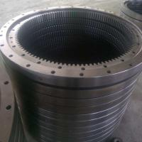 Buy cheap small slewing ring 50Mn material slewing ring, single row ball external gear slewing bearing product