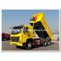Buy cheap SINOTRUK HOWO A7 Heavy Duty Dump Truck 6x4 20 CBM With Triangle Tubeless Tires from wholesalers
