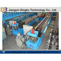 Buy cheap 0.3-1.8mm Thickness Steel Roller Shutter Door Forming Machine With Metal Folding Machine product