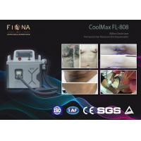Buy cheap Professional Permanent Diode Laser Hair Removal Machine 808nm With Cooling System product
