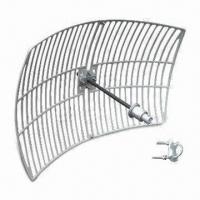 Buy cheap Wireless Antenna for N Jack, with 5.4 to 5.6GHz Frequency, Grid Type and 30dB Gain product