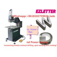 Quality Hotsale EZClintcher Channel letter connecting without drilling, spot welding and for sale