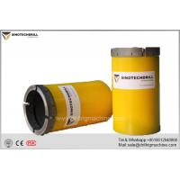 Buy cheap Surface Set / Impregnated Wireline Diamond Reaming Shells Thin Wall ATW BTW NTW HTW product