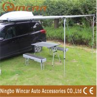 Buy cheap Car Rain Tent and Awning 280G Canvas 2 x 2.5m Instant Setup Wing Side product