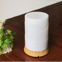 Buy cheap PP + Wood Material Scent Air Machine For Home With White 7 Colors Light product