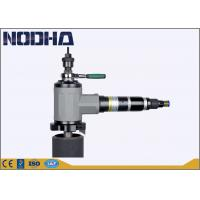 Buy cheap Compact Design Air Driven / Pneumatic Pipe Beveler Lower Weight 15mm Wall Thickness product