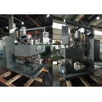Three Axis Vertical Spindle Milling Machine 1370 * 405mm Table And 140mm Spindle Quill