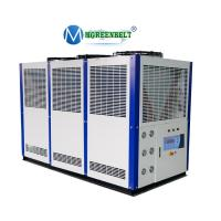 Buy cheap Low Temperature Refrigeration 10HP 15HP 20HP 30HP 40HP Air Cooled Chiller Glycol Chiller Price product