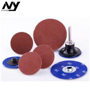 "Buy cheap 2"" Quick Change Abrasive Discs For Wood , Orbital Glass Ceramic Type S Sanding Disc product"