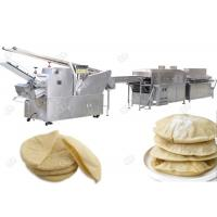 Buy cheap Fully Automatic Pita Bread Production Line, Kuboos Making Machine from wholesalers